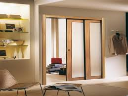 attractive small double pocket doors with glass double pocket doors space saver idea o intended inspiration