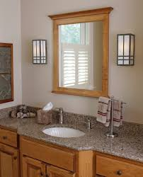 lovely mission style bathroom lighting part 2 craftsman style bathroom lighting craftsman style bathroom