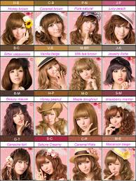 Liese Hair Dye Color Chart Palty Colors Japanese Hair Color Liese Hair Color Hair