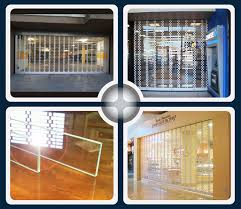 doors can be motor chain hoist crank or manually operated weatherstripped guides are standard to minimized rain infiltration dust wind and rodents