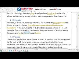 intro commentary 97 studying abroad
