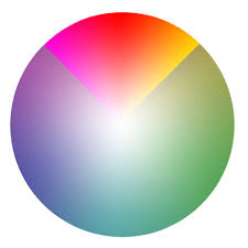 Complementary color schemes are based on colors opposite each other on the  color wheel