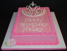 Cute Princess Birthday Cake Ideas For Girls Classic Style