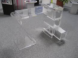 Acrylic Office Furniture Custom Acrylic Furniture Design Architectural Plastics