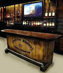 Rustic man cave bar Mans Backyard Rustic Home Bar Ideas Home Bar Custom Hand Built Rustic Whiskey Pub Man Cave Barn Rustic Home Bar Babywatchomecom Rustic Home Bar Ideas Rustic Home Bar Shape Couch Antler Wall Art