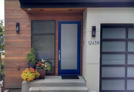french glass garage doors. Contemporary Front Door With Ipe Siding, Glass Garage California Line, Shoji Door, French Doors
