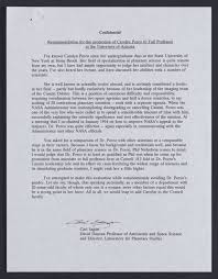faculty letter of recommendation faculty promotion recommendation letter kadil