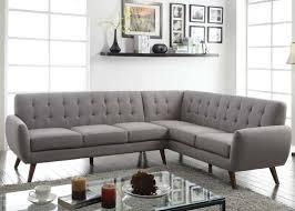 Essick Mid Century Modern Sectional eBudget Furniture