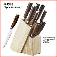 Quality Kitchen Knives Brands  100 Images  Amazon Com Set Of High Quality Kitchen Knives