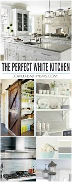 Design My Dream Kitchen My Dream Of The Ideal White Kitchen Easy Healthy Recipes Using