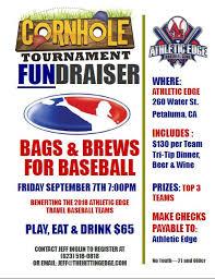 Fundraisers Athletic Edge