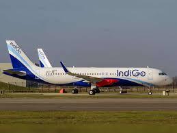 Indigo Airlines Login Indigo Airlines Flight Gets Hit At Vizag Airport Crew And