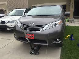 2014 Toyota Sienna Transmission Fluid Change - RUSSIANRICK