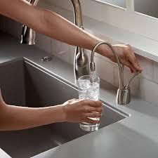 insinkerator hot and cold water dispenser. Beautiful Water Hot U0026 Cool Water Dispenser InSinkErator FHC1100SN FHC1100SN Throughout Insinkerator And Cold Dispenser T