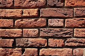 red brick eggshell hardboard wall panel a free photo on