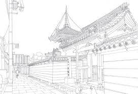 ぬりえ旅 阪神 ぬりえが誘う旅ゴコロ尼崎駅版と大石駅