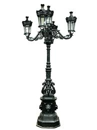 victorian style lamps street lamps a cast iron five light street lamp victorian style lighting fixtures victorian style lamps amazing style lighting