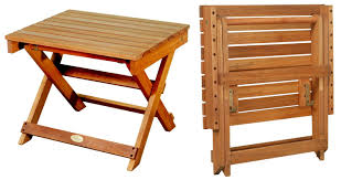 fold up chairs with side table. patio furniture foldinge fold up icamblog foldable dining for outdoor hardwood side natural wood finish kitchen and chairs with table s