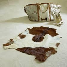goat skin rug uk