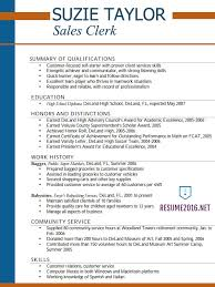 Sample Student Resume 2016 Experience Resumes