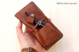 mbg by hristo voyvodov leather pipe pouch 01