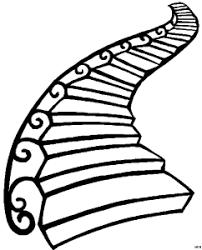 Heute zeigen wir euch, wie man mit style eine treppe quasi hinunter gleitet. Treppen Ausmalbild Malvorlage Beruf