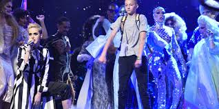 'Saturday Night Live': Backpack Kid steals Katy Perry's show