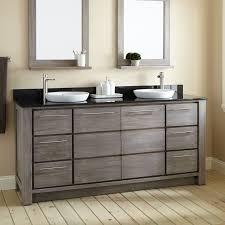 two sink vanity. Top 65 Peerless Two Sink Vanity Gray Double 72 Inch 2 Vessel Originality A