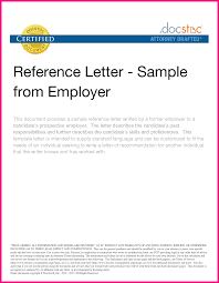 best reference letter from employer samples of employers samples of employers reference letter cover letter templates
