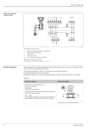 electromagnetic flowmeter proline promag 10d 6