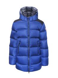 <b>Colmar</b> синяя <b>куртка</b> удлиненная с капюшоном (502711), купить в ...