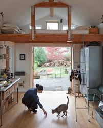 tiny house with garage. 804 × 1000 In Garage Conversion Into Tiny House With T
