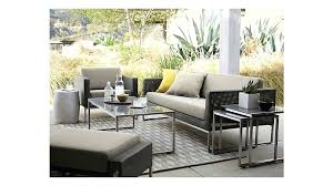 crate and barrel patio furniture. Elegant Crate And Barrel Outdoor Furniture Beautiful Seat Cushions Dune Lounge . Unique Patio D