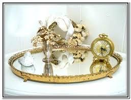 dressers dresser tray for perfumes mirrored perfume vanity trays