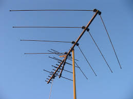 how to install a tv antenna or aerial 4 steps pictures