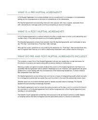 Divorce Agreement Template Sample Settlement Luxury Marital Free ...