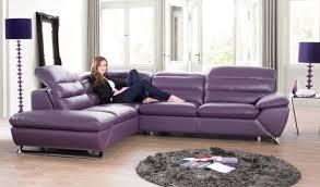 amusing purple leather sofa modern decorating neptunee21 with regard to ideas 18