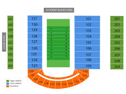 Illini Stadium Seat Chart Derbybox Com Wisconsin Badgers At Illinois Fighting Illini