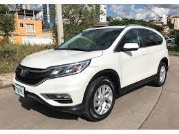 Used Car | Honda CR-V Honduras 2016 | Honda CRV EX-L 2016