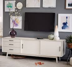 white media console furniture. 7 White TV Stands For Your Living Room Cute Furniture Throughout Tv Console Design 16 Media
