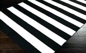 striped runner rugs rug runners black and white blue next long carpet