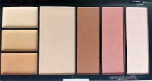 cover concealer palette in light ultra contour makeup revolution protection palette in light um review and swatches