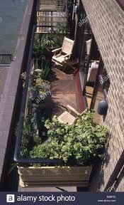 Small Picture London riverside balcony garden design Stephen Crisp raised beds