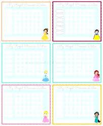 Toddler Chore Chart Template Sticker Chore Chart Fresh Printable Elegant Reward Template