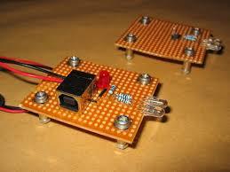 wiimote pan tilt control bob castle active vision laboratory wii sensor bar
