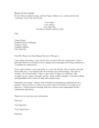 Resumes For Teachers Basic Cover Letter Template This Cover Letter Sample Shows How A 50