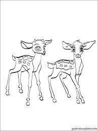 Bambi 2 Kleurplaat Voor Kinderen Gratis Kleurplaten