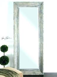 full length wall mounted mirror full length wall mirror floor length mirrors large wall white