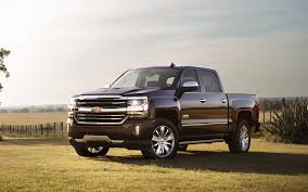 2017 Chevy Silverado 1500 High Country quick take: Luxury and excess ...