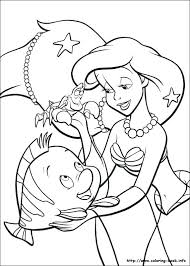 little mermaid coloring page coloring pages the little mermaid coloring book coloring pages coloring ideal the